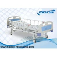 Cheap Electric Hospital Beds For Home Use , 2 Function Ambulance / Ward Bed for sale
