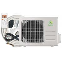 Cheap 12000 BTU Fixed Speed Split AC Wall Mounted For Cooling / Heating 1 Tons Weight for sale