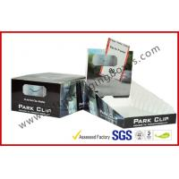 Buy cheap Foldable Rectangle Custom Cardboard Display Box , C2s Paper Packaging Box from Wholesalers