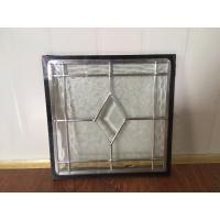 China Custom Tempered Decorative Glass Panels For WallsThermal Sound Insulation on sale