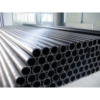 China PE pipeline with light weight for Industrial liquids transportation, polyethylene gas pipe on sale