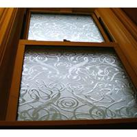 Cheap 3mm-8mm decorative patterned glass/figured glass wholesale