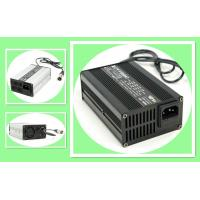 Cheap 36 Volt 42 Volt 3A Lithium Battery Charger With Aluminium Case Automatic 4 Steps Charging for sale