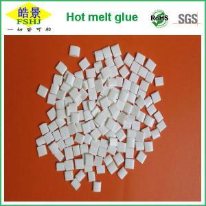 Cheap White Pellet Hot Melt Adhesive For Bookbinding ( Spine Glue or Back Glue) wholesale