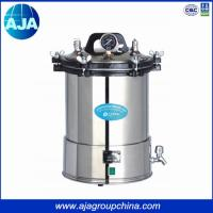 Cheap Top Quality High Pressure Steam Sterilizer Machine / Autoclave Sterilizer for sale
