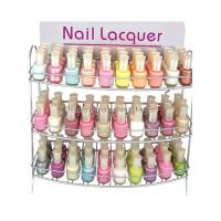 Cheap Metal Pop Cosmetic Display Stand For Nail Polish To Re-Invent The Shopping Experience for sale