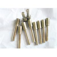 Cheap Abrasive Electroplated Diamond Grinding Pins Tools Rotary Tungsten OEM Service for sale