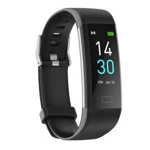 Cheap Fitness Tracker, IP68 Waterproof Activity Tracker,Fitness Tracker Activity Tracker with Heart Rate Sleep Temperature Mon for sale