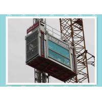 Cheap Reliable Construction Passenger Building Material Hoist Elevator , CE Approved for sale