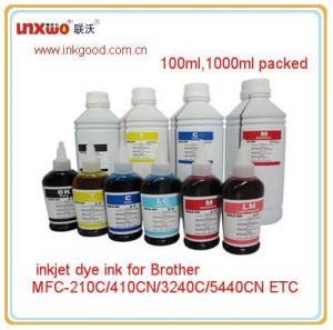 China Inkjet dye ink for brother desktop printer on sale
