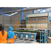 China CE Certificate Rotary Paper Pulp Molding Machine , Egg Tray Machine on sale