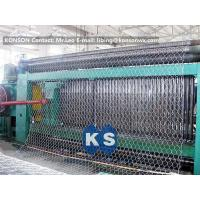 Cheap Custom Automatic Gabion Machines 80X100mm Gabion Production Line for sale