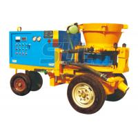 Cheap Wet Mix Concrete Shotcrete Machine Applied to Coal Mining, Tunnel and Underground engineering for sale