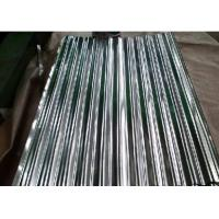Cheap High Strength Steel Galvanized Corrugated Metal Sheet For Roofing Material for sale