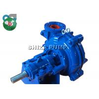 Cheap 3 Inch Discharge Centrifugal Slurry Pump , Alloy A05 Heavy Duty Slurry Pump for sale