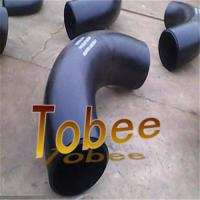 Quality ASTM A234 WPB Mild steel 90 degree elbow wholesale