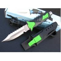 Cheap diving knife (green color) for sale
