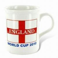 Cheap Porcelain Mug, Dishwasher and Microwave Safe for sale