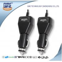 Cheap 5V 1a / 5v 2.1a Ac To Dc Mini Usb Car Charger Adapter High Efficiency for sale