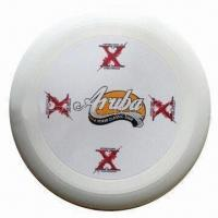 Cheap Plastic Flying Disc, Measures 9x1/2 Inches for sale