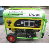 China Soundproof 5 KVA Portable Diesel Engine Generator Set on sale