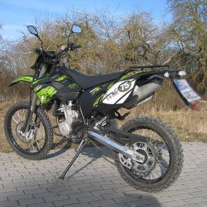 Cheap Shineray 12kw 4 Stroke 250cc Supermoto Dirt Bike Motorcycle 80km/H wholesale