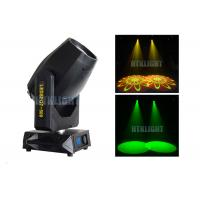 Cheap 7500K 240V 50 - 60Hz Stage Moving Head Light / Robe Moving Head Spot for sale