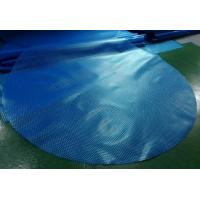 Cheap 13m * 5m Outdoor And Indoor Swimming Pool Solar Cover / Solar Blanket Blue Color for sale