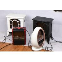 China Mini Flame Effect Electric Fireplace , Freestanding Electric Flame Heaters Various Color on sale