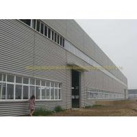 Cheap Prefabricated Multi Floor Building Warehouse Steel Structure Weather Proof for sale