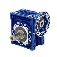 Cheap Right Angle NMRV Worm Gearbox Speed Reducer With Electric Motor for sale