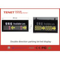 Cheap RS485 outdoor indoor led message display for smart parking guidance system for sale