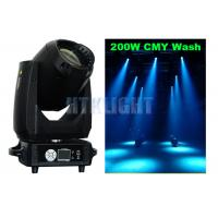 Cheap IP20 Energy Efficient Moving Head LED Stage Lights / LED Club Lights for sale