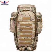 China 65L Outdoor Military Backpack Rucksack Tactical Bag for Hunting Shooting Camping on sale