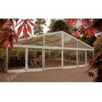 Cheap UV Resistant PVC Fabric Cover Luxury Wedding Marquee Buildings With Aluminum Profile wholesale