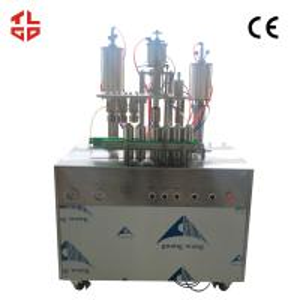 Quality Aerosol Spray Filling Machine , Automatic Spray Painting Machine Suppliers wholesale