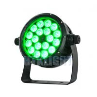 Cheap Exterior Wash RGBWA 5 In1 18 X 10 Watt Waterproof LED Par Light 60 Degree Beam Angle for sale