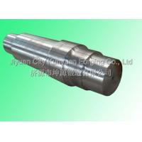 Cheap ASTM A29 Electric Generator Turbine Engine Transmission Shaft Forging ISO 9001 - 2008 for sale