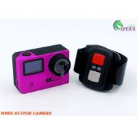 Buy cheap High Resolution 0.95' OLED Remote Control Action Camera Full HD 4K Wifi With from wholesalers