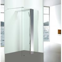 Cheap Professional Bathroom Walk In Shower Enclosures , Clear Glass Shower Enclosures for sale
