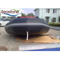 Cheap Quickly Deployable Inflatable Sport Boats Easily Transported Shallow Water Suitable for sale