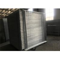 Buy cheap OD 40mm wall thick temporary fencing panels 2100mm*2400mm Mesh 60mm*150mm Diameter4.00mm from wholesalers