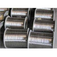 Cheap Anti Fatigue Thin Steel Wire SUS 201 304 Customized For Chemical / Construction Industry for sale