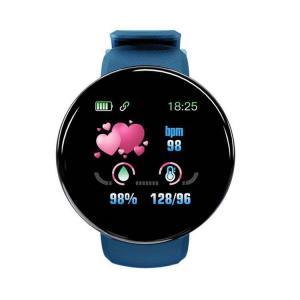 Cheap D18 Heart Rate Monitoring HS6620D Smart Bluetooth Bracelet for sale