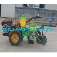 Cheap Single grain corn precision planter working with walking tractor for sale