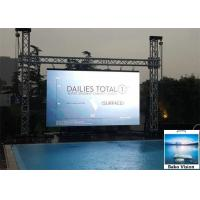 Cheap Outdoor Waterproof Stage Rental Led Display Screen P3.91mm 4K High Definition for sale