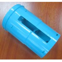 ABS Gear Type Plastic Injection Molding For Pedestal Pan Body Multi Cavity High Pressure