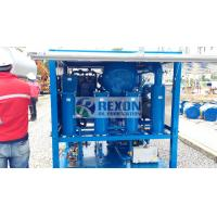 Cheap Fully Enclosed Type Transformer Substation Used Insulation Oil Purification System 9000LPH for sale