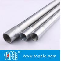 Quality Galvanized Steel BS4568 Conduit / GI PIPE / Electrical Conductors wholesale