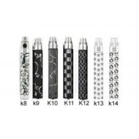 Cheap Healthy and Different Style Battery E Cigarette EGO K with Dragon CE4 CE5 CE6 Atomizer for sale
